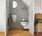 Ideal Standard Space Cloakroom